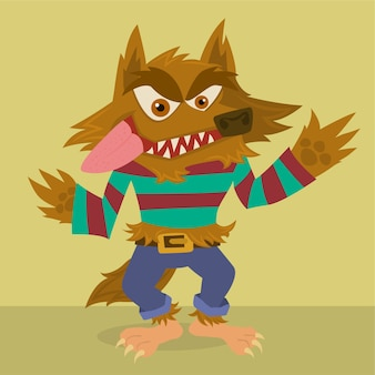 Loup-garou monstre