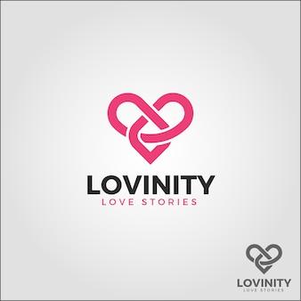 Lovinity - template de l'amour éternel