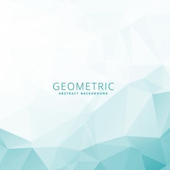 Low poly modèle géométrique