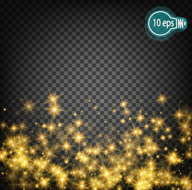 Lueur cosmique étoile de noël ktor