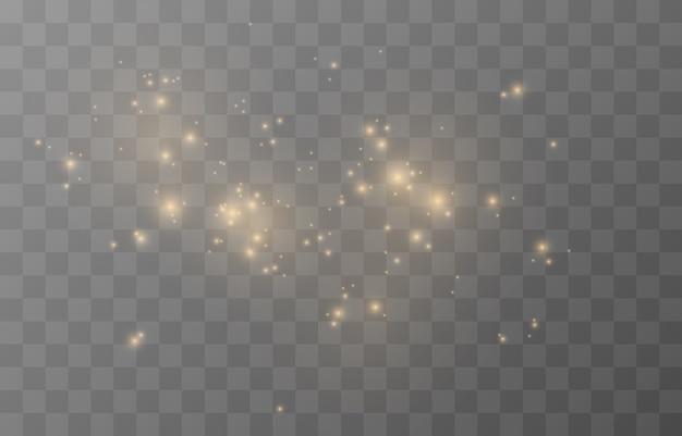 Lueur magique scintillante lumière scintillante scintillante poussière scintillante png scintillante poussière magique lumière de noël