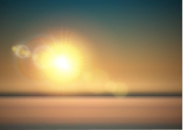 Lumière du soleil transparente effet spécial lumière parasite. modèle abstrait de noël. particules de poussière magique étincelante