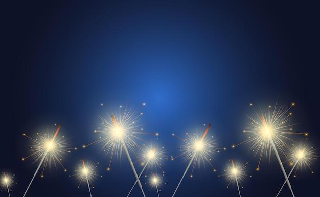 Lumière sparkler.