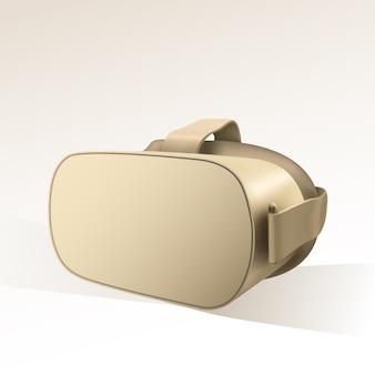 Lunettes de réalité virtuelle vierges
