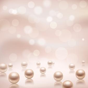 Luxe beau brillant fond de bijoux