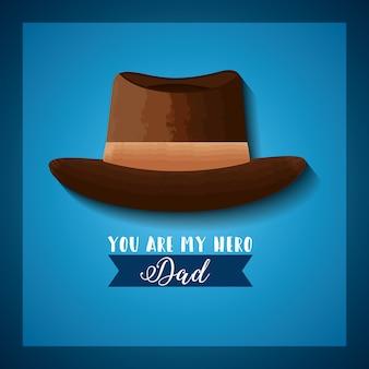 Ma carte de héros héros
