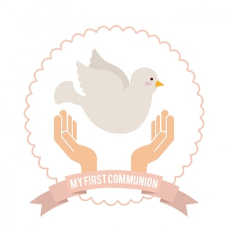 Ma première communion