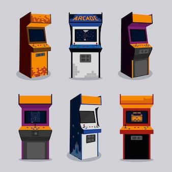 Machine d'arcade