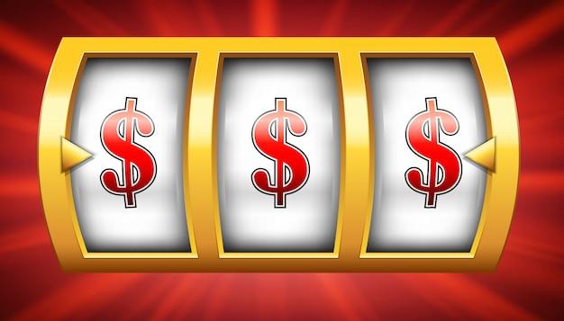 Machine à sous de casino