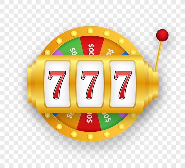 Machine à sous avec jackpot lucky sevens