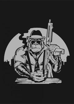 Mafia gorila
