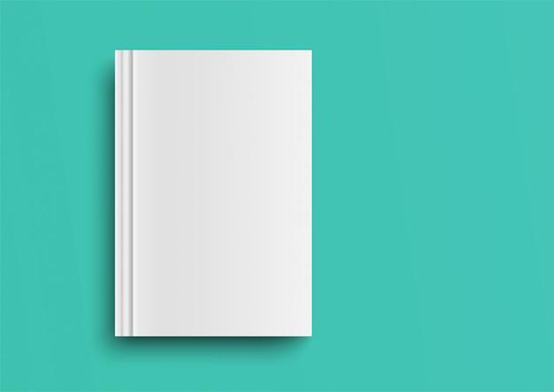 Magazine vide, album ou modèle de livre.