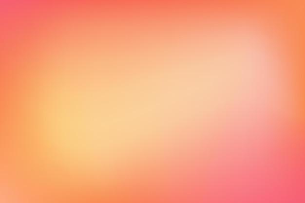 Maille lisse rouge orange floue motif dégradé multicolore lisse toile de style aquarelle moderne