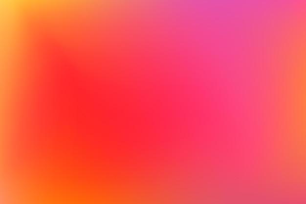 Maille rouge rose floue motif dégradé multicolore lisse style aquarelle moderne toile de fond
