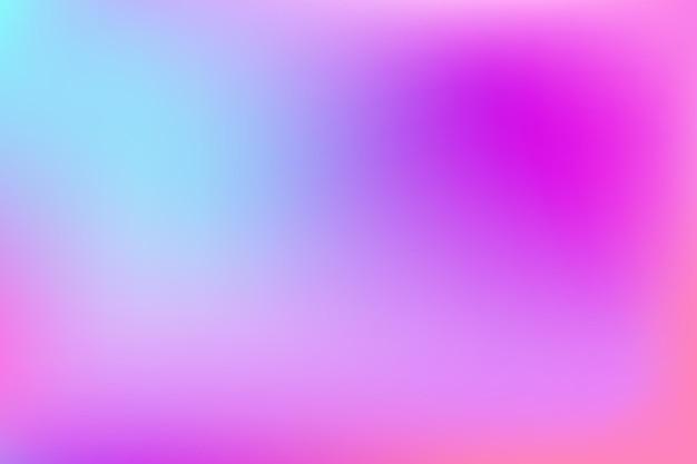 Maille violet indigo floue motif dégradé multicolore lisse toile de style aquarelle moderne