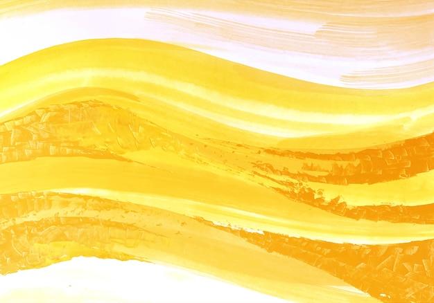 Main dessiner texture de trait aquarelle