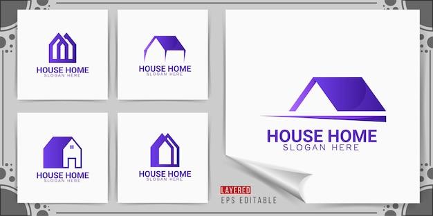 Maison accueil logo