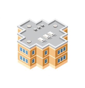 La maison de construction intelligente