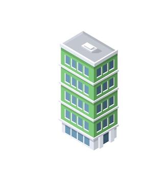 La maison du bâtiment du renseignement