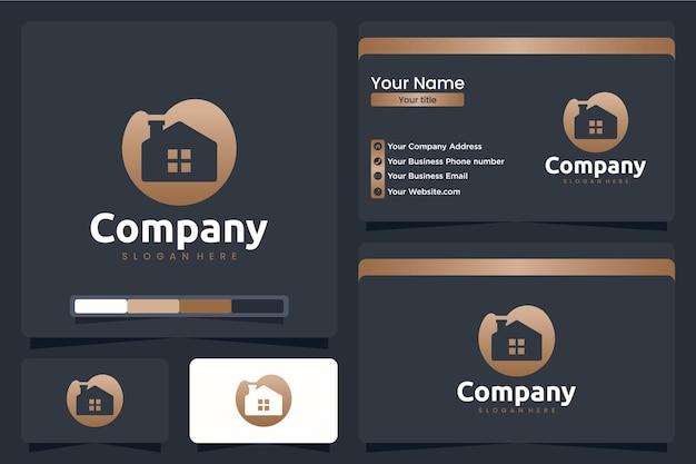Maison de luxe, inspiration de conception de logo