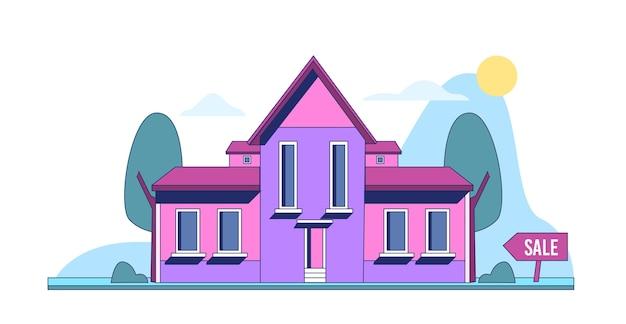 Maison à vendre / à louer