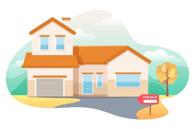 Maison à vendre en pleine nature