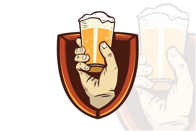 Maîtrise de la bière mascotte