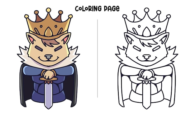 La majesté du loup