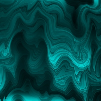 Malachite de texture stylisée abstraite