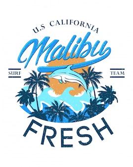 Malibu d'été