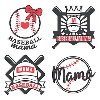 Mama de baseball