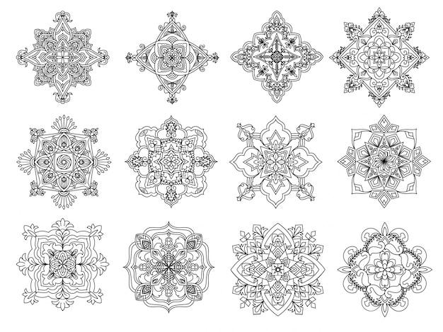 Mandala conçoit une collection