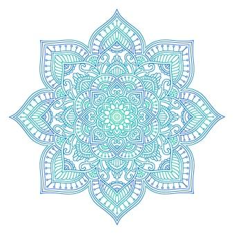 Mandala ethnique
