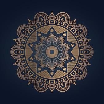 Mandala de luxe