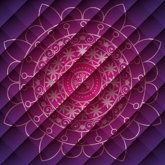 Mandala d'ornement