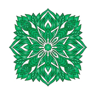 Mandala ornemental.