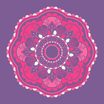 Mandala spirituel hindou