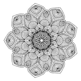 Mandalas livre de coloriage