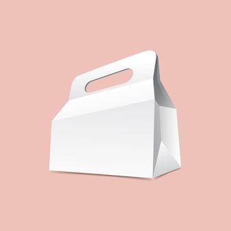 Manipuler la maquette du sac à provisions