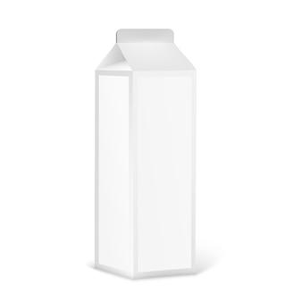 Maquette d'emballage pour produits liquides