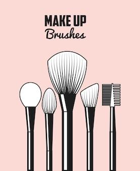 Maquillage féminin