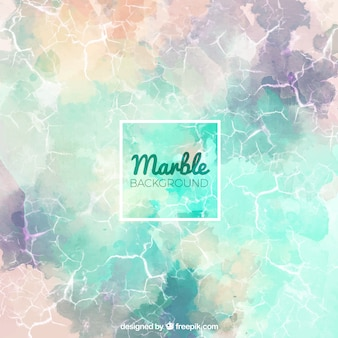 Marble background avec des couleurs différentes
