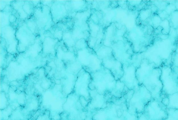 Marbre bleu de modèle de marbre de vecteur pour l'arrière-plan délicat fond turquoise avec texture patt...