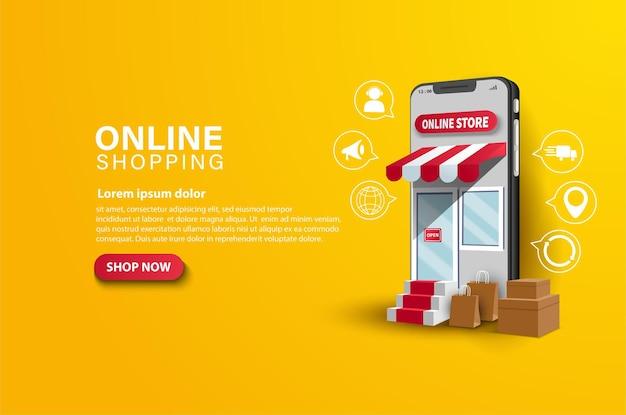 Le marché numérique est décrit comme une porte de maison très facile à ouvrir et à appliquer