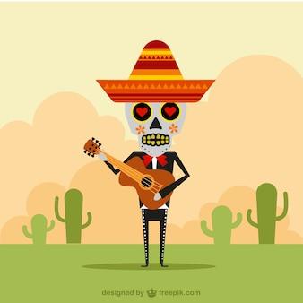 Mariachi mexicain