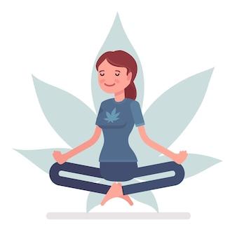 Marijuana ou drogue à base de cannabis à des fins médicales ou récréatives