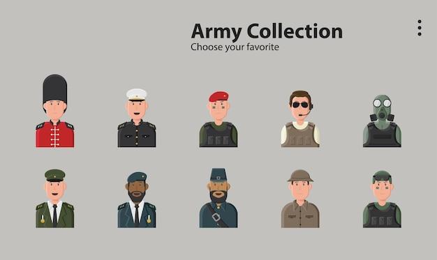 Marine armée soldat force militaire puissance pistolet masque guerre police illustration caractère de fond