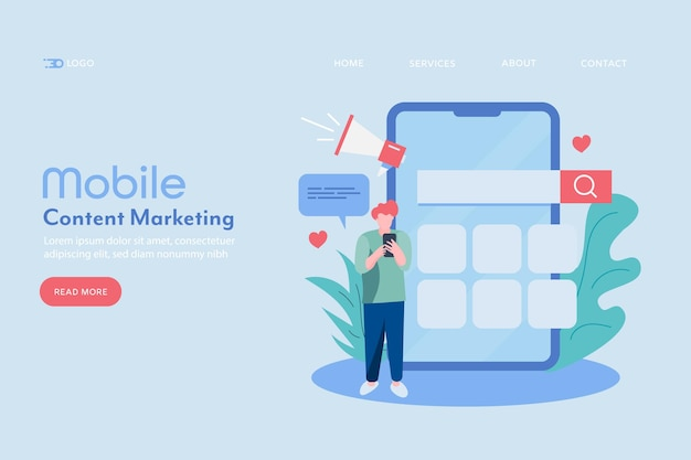 Marketing de contenu mobile