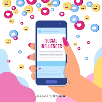Marketing d'influence sociale