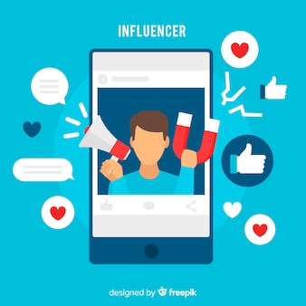 Marketing d'influence sociale